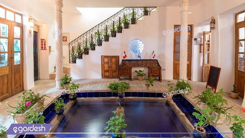 فضای داخلی هتل کریاس