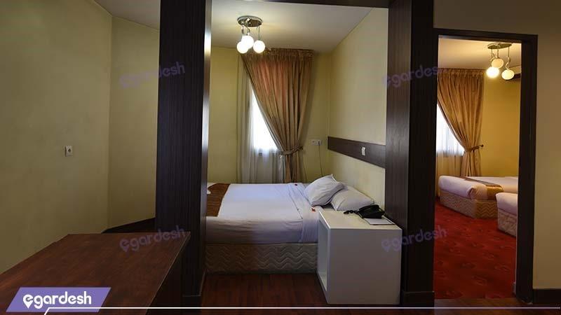 سوئیت نرمال هتل سفیر