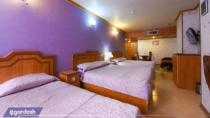 اتاق پنج تخته  هتل ونوس