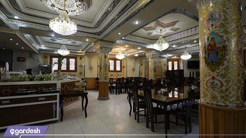 رستوران هتل ونوس