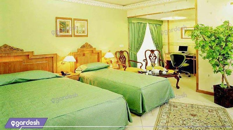 اتاق دو تخته بیرینس هتل زهره