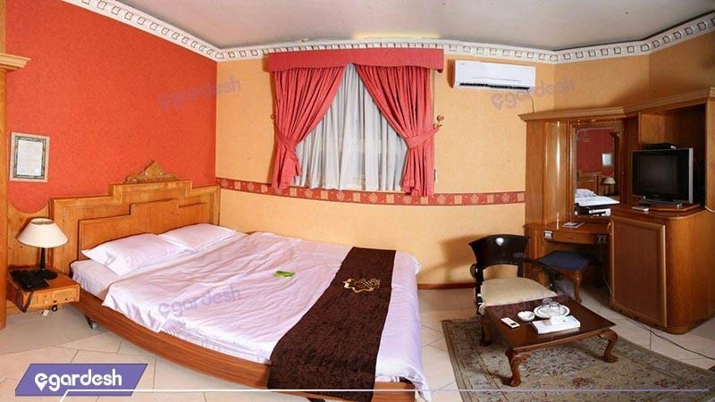 اتاق دو تخته دبل  هتل زهره