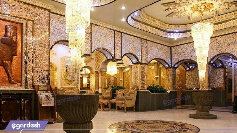 لابی هتل زهره