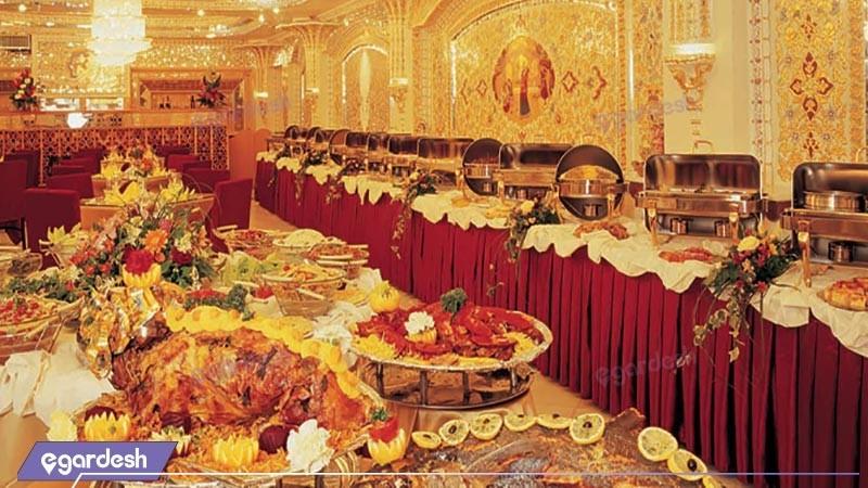 رستوران هتل زهره