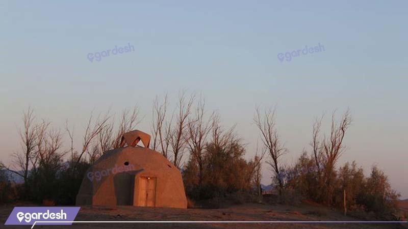 کویر اقامتگاه سنتی بارانداز