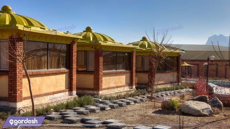 مجموعه ی اقامتی هتل خورشید اردهال