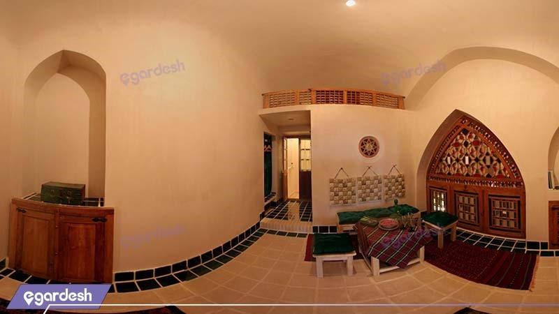 خلوت سرا هتل سنتی خانه ایرانی