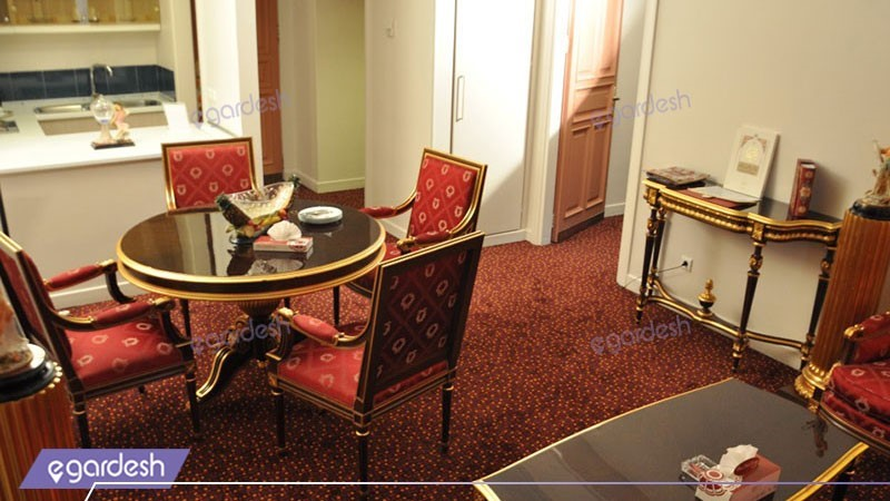 آپارتمان آریا هتل پارس