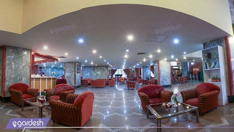 لابی هتل پارس