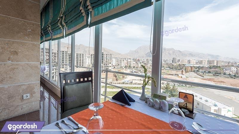رستوران هتل پارسیان