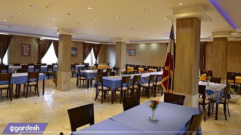 رستوران مهمانسرای جهانگردی خلخال