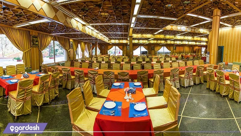 رستوران مجتمع جهانگردی خرم آباد