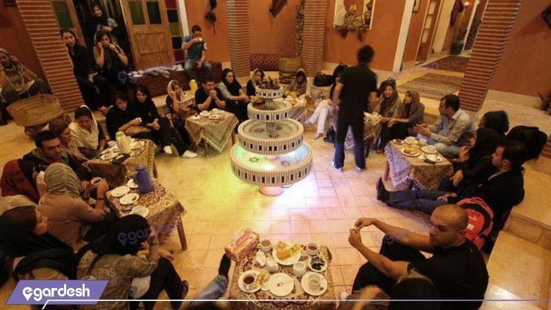 لابی هتل بالی