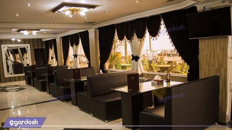 رستوران هتل دریا کنار