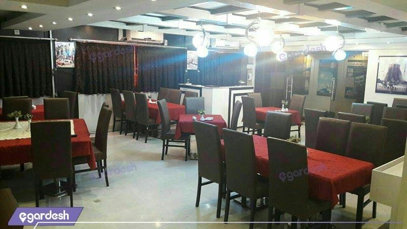 رستوران هتل کیمیا 2