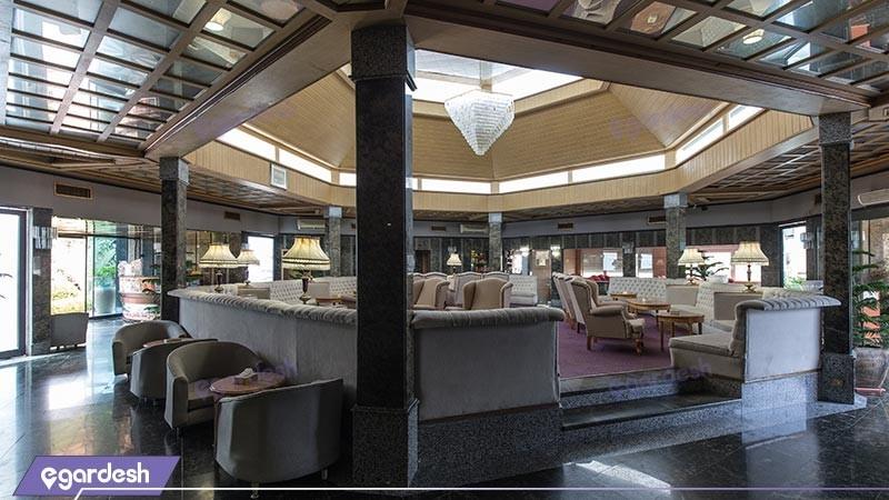 لابی هتل آنا