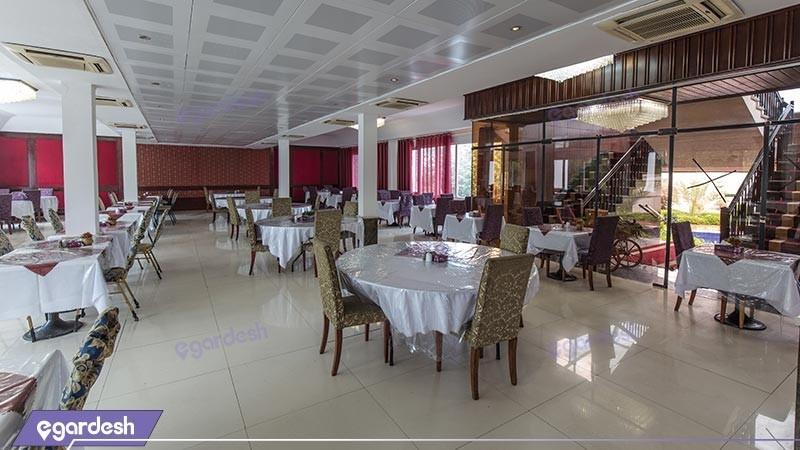 رستوران هتل آنا
