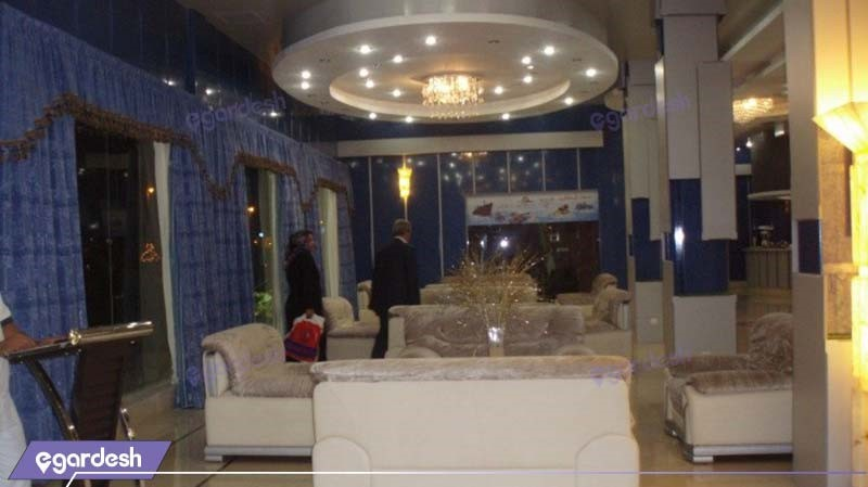 لابی هتل آرامیس
