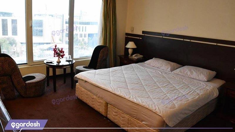 اتاق دو تخته توئین روبه جزیره هتل بزرگ ارم