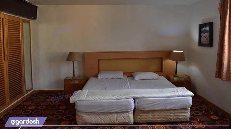 سوئیت دو تخته هتل بزرگ ارم