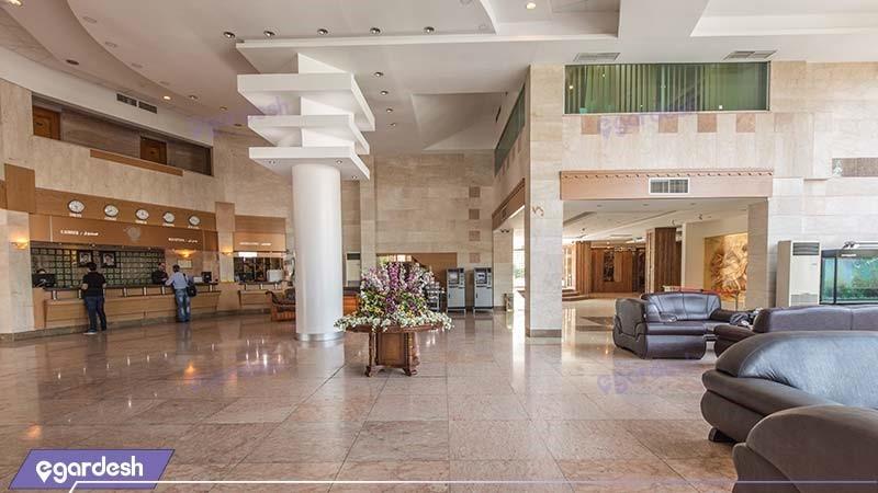 لابی هتل فلامینگو