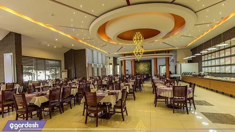 رستوران هتل فلامینگو