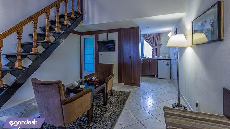 ویلای دو نفره هتل فلامینگو