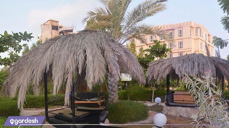 چایخانه سنتی هتل گاردنیا