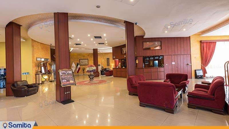 لابی هتل گراند