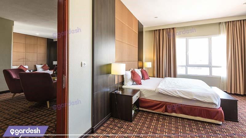 سوئیت رویال هتل ایران کیش
