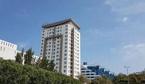 نمای ساختمان هتل کوروش