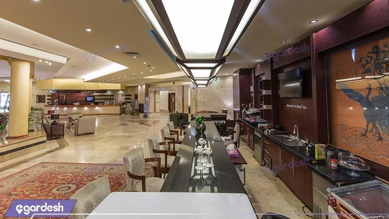 کافی شاپ هتل مارینا پارک