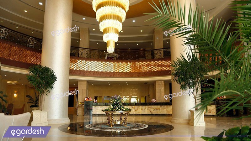 لابی هتل پانوراما