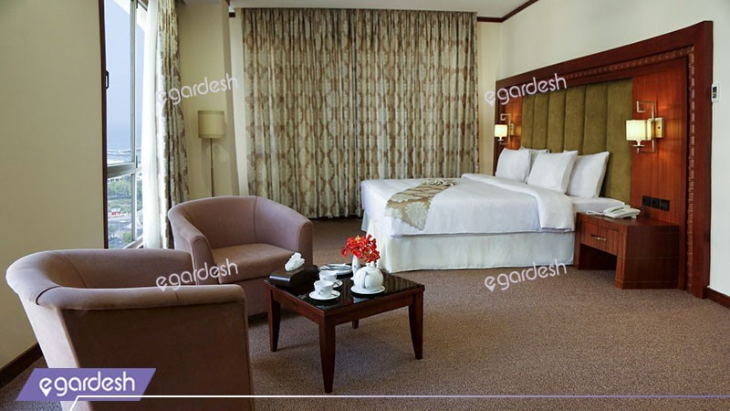 اتاق دو تخته لوکس هتل پانوراما