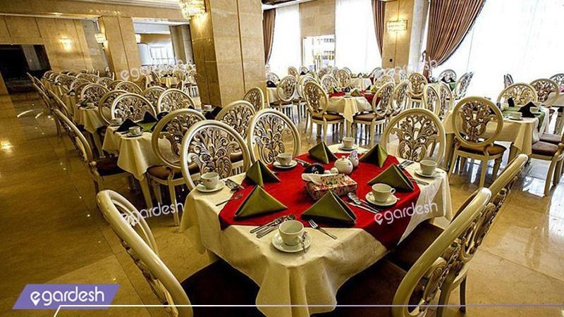 رستوران هتل پانوراما