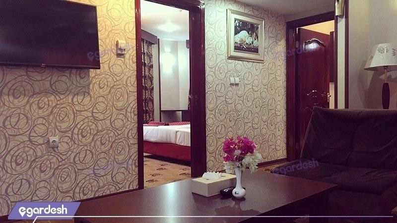 سوئیت هتل پارمیدا