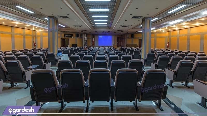 سالن کنفرانس هتل پارمیس