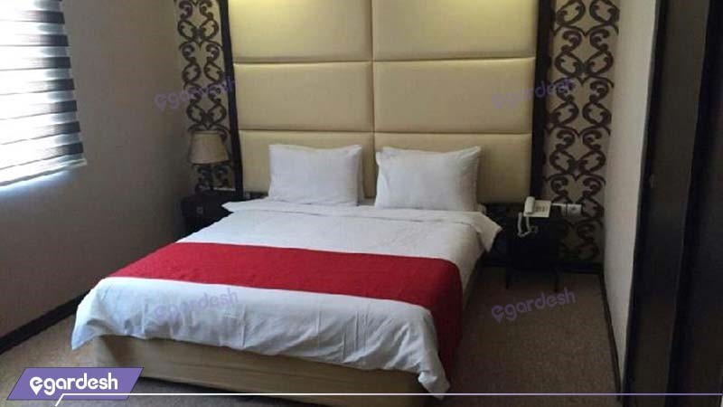 اتاق چهار نفره هتل پارس نیک