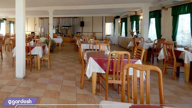 رستوران هتل پارس نیک کیش