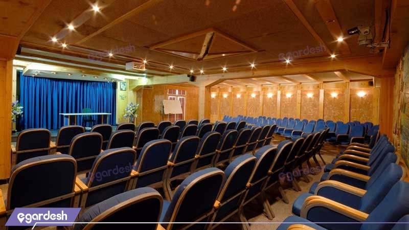 سالن کنفرانس هتل پارسیان کیش