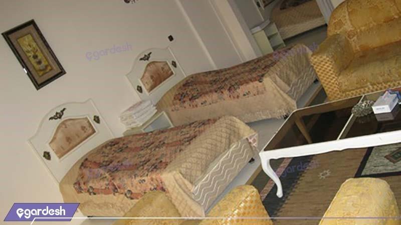 سوئیت یک خوابه هتل پارسیان کیش