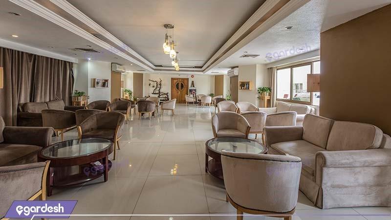 لابی هتل شایگان