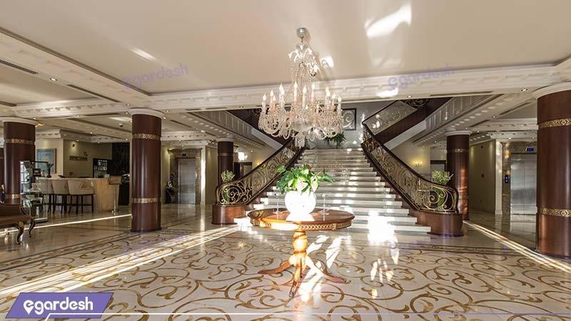 لابی هتل سورینت مریم