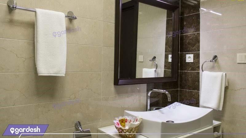 سرویس بهداشتی هتل سورینت صدف
