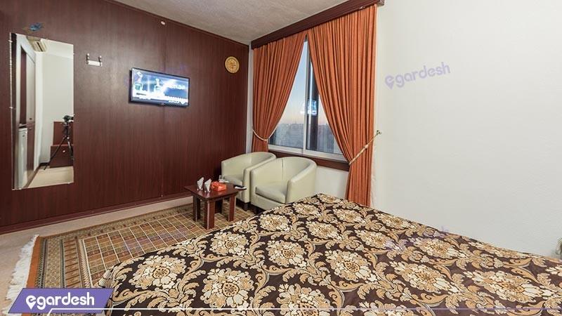 اتاق دو تخته دبل  هتل سان رایز