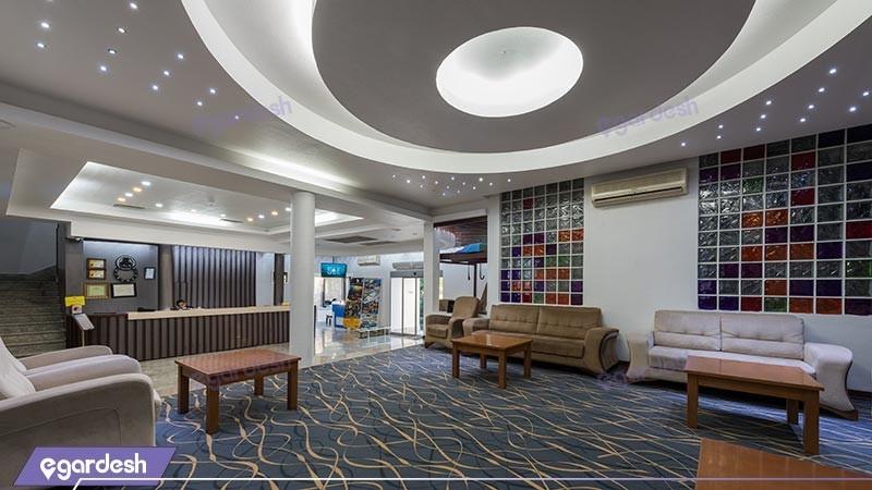 لابی هتل سان رایز