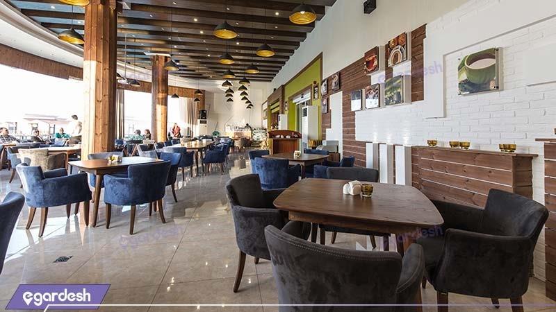 رستوران هتل دریایی ترنج