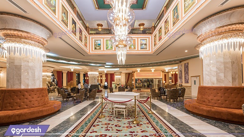 لابی هتل ویدا