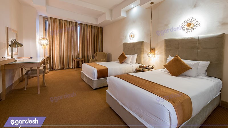 اتاق دو تخته توئین هتل ویدا
