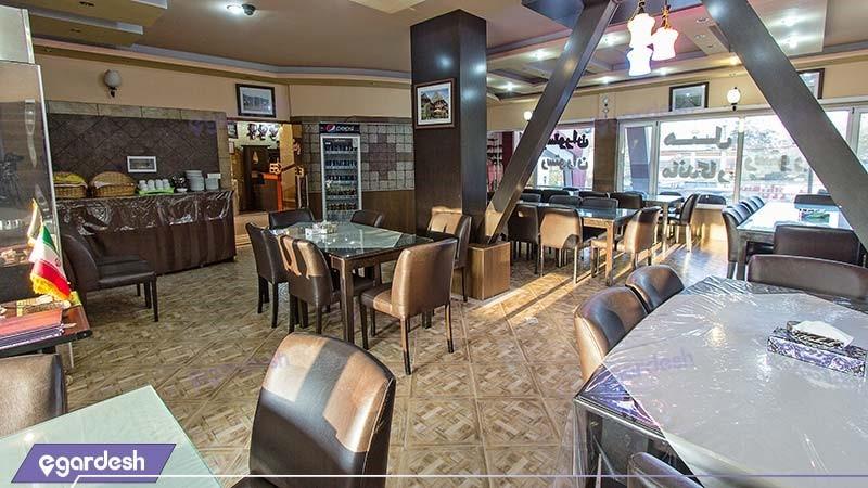 رستوران هتل ماندگار
